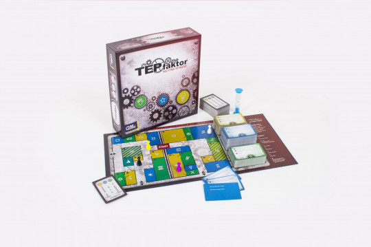 TEPfactor Board Game